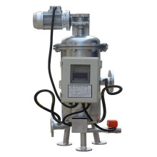 Automatic Brush Suction Filtration with 0.55kw Electric Motor (YLXS)